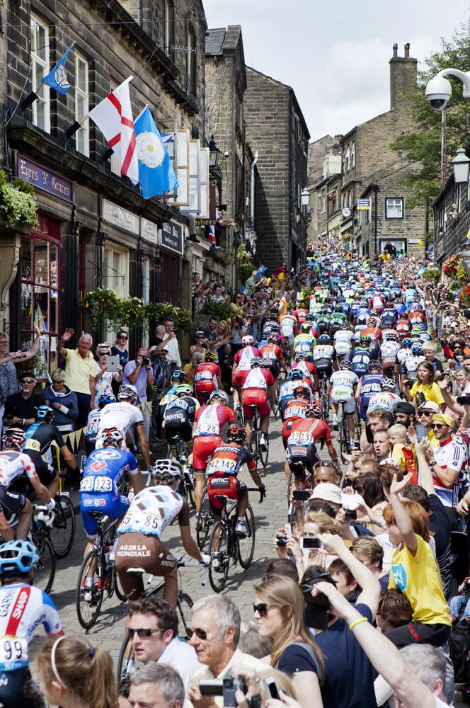Tour de France - Haworth 2014