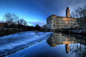 New Mill, Saltaire