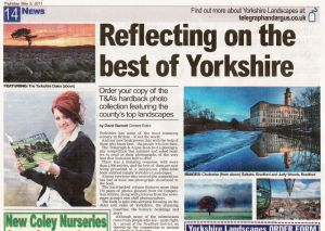 reflecting on yorkshire telegraph argus may 5 2011 1 sm.jpg