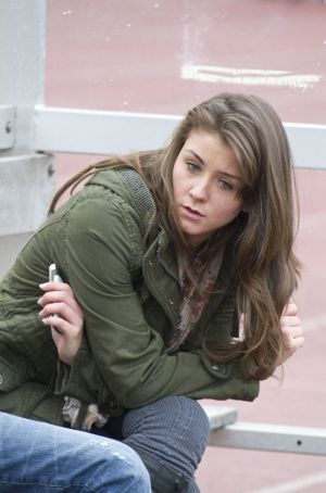 Gavin Blyth Memorial Cup Feb 19 2011 Brooke Vincent image 3 sm.jpg
