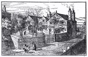 Manningham Manor House - 1888