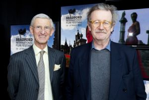 film festival march 25 2011 Anthony Reeves with Sir Christopher Frayling image 2 sm.jpg