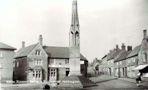 Geddington Village old card.jpg