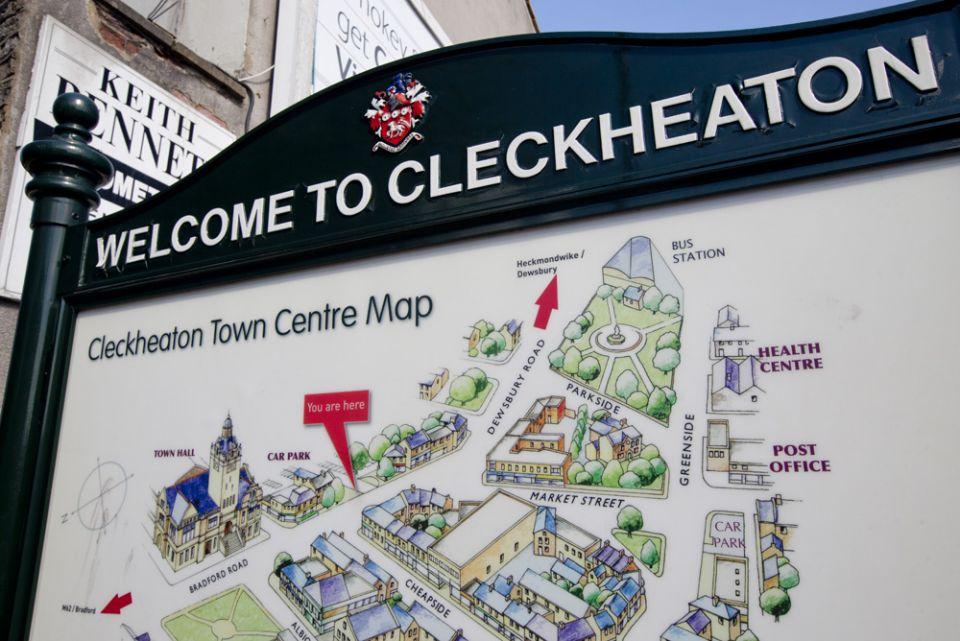 Cleckheaton  U0026 Scholes