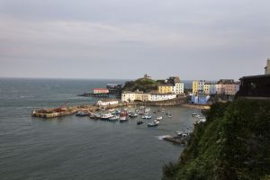Tenby from the High St  2011  sm.jpg