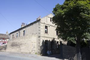 Law Hill, Southowram, Halifax (former school where Emily taught, private house) 2 sm.jpg