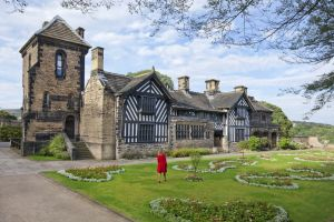 Shibden Hall, Halifax (suggested as original of Thrushcross Grange in WH, museum) 2 sm.jpg