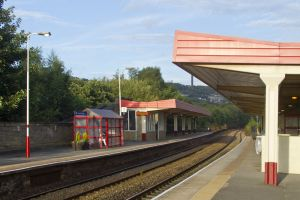 Sowerby Bridge railway station (Branwell employed as clerk here) 4 sm.jpg
