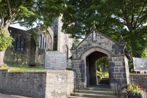 St Oswald's Church, Guiseley (Mr & Mrs Bronte married here)  1 sm.jpg