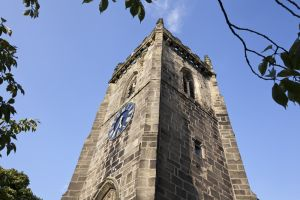 St Oswald's Church, Guiseley (Mr & Mrs Bronte married here) 3 sm.jpg