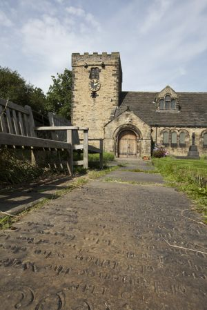 St Peter's Church, Hartshead (Mr Bronte minister here) 3 sm.jpg