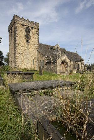 St Peter's Church, Hartshead (Mr Bronte minister here) 6 sm.jpg