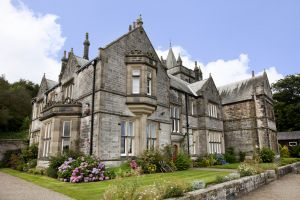 Swarcliffe Hall, Birstwith (Charlotte stayed here whilst governess to Sidgwicks) 1 sm.jpg