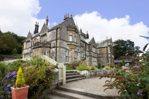 Swarcliffe Hall, Birstwith (Charlotte stayed here whilst governess to Sidgwicks) 2 sm.jpg