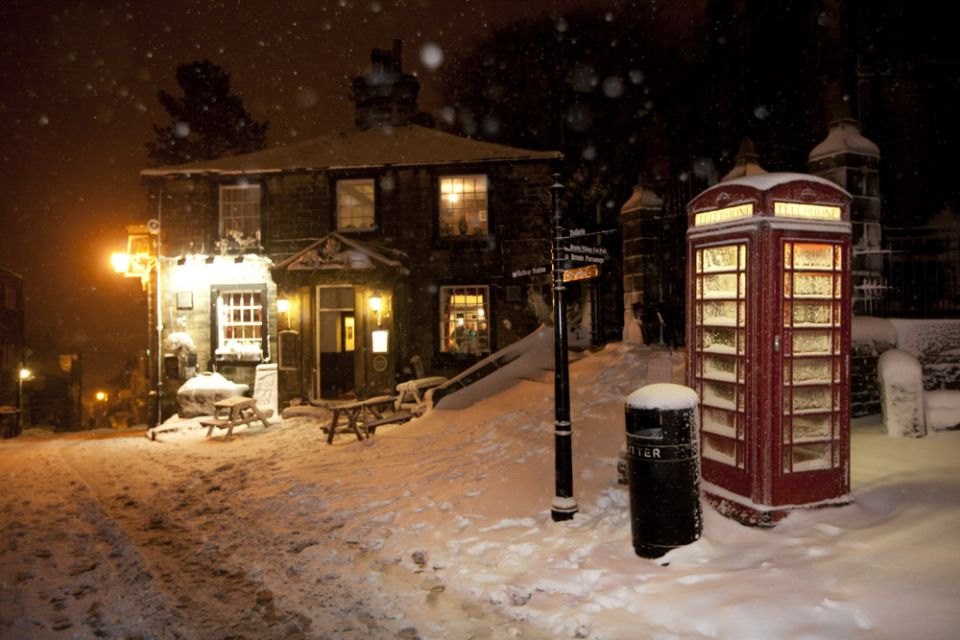 haworth snow march 2013
