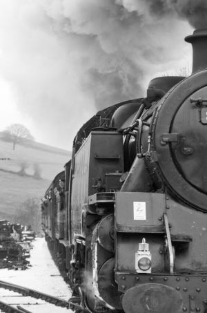 haworth steam gala feb 2012 3 bw sm.jpg