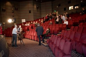 Film Festival audience prior to Clare Bloom in conversation March 25 2011 image 2 sm.jpg