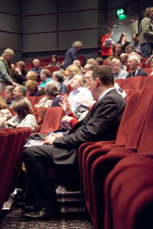 Film Festival audience prior to Clare Bloom in conversation March 25 2011 image 3 sm.jpg
