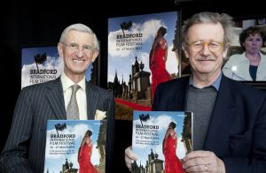 film festival march 25 2011 Anthony Reeves with Sir Christopher Frayling image 1 sm.jpg