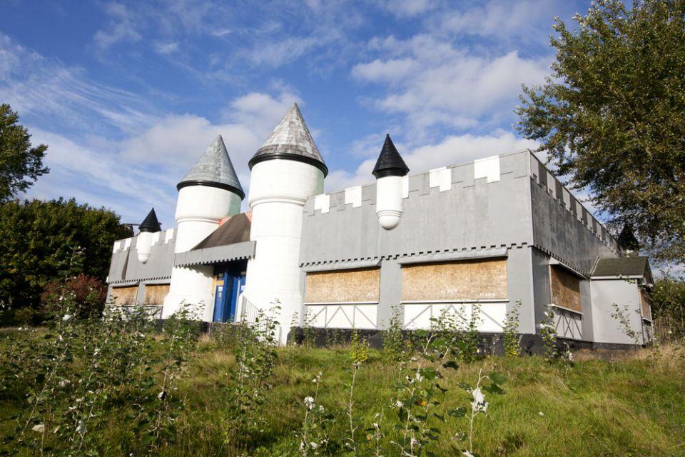 Camelot Theme Park – October 2013