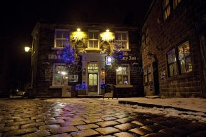 old white lion haworth november 2010 sm.jpg