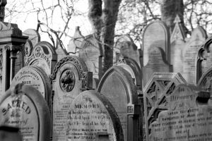 haworth cemetery graves 2 bw.jpg