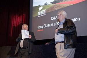 Film Festival March 26 2011  Pictureville Tony Sloman in conversation Joe Dunton image 1 sm.jpg