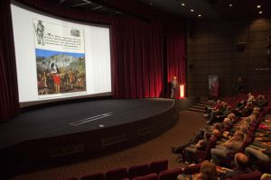film festival pictureville how the west was won Sir Christopher Frayling  march 26 2011 image 2 sm.jpg