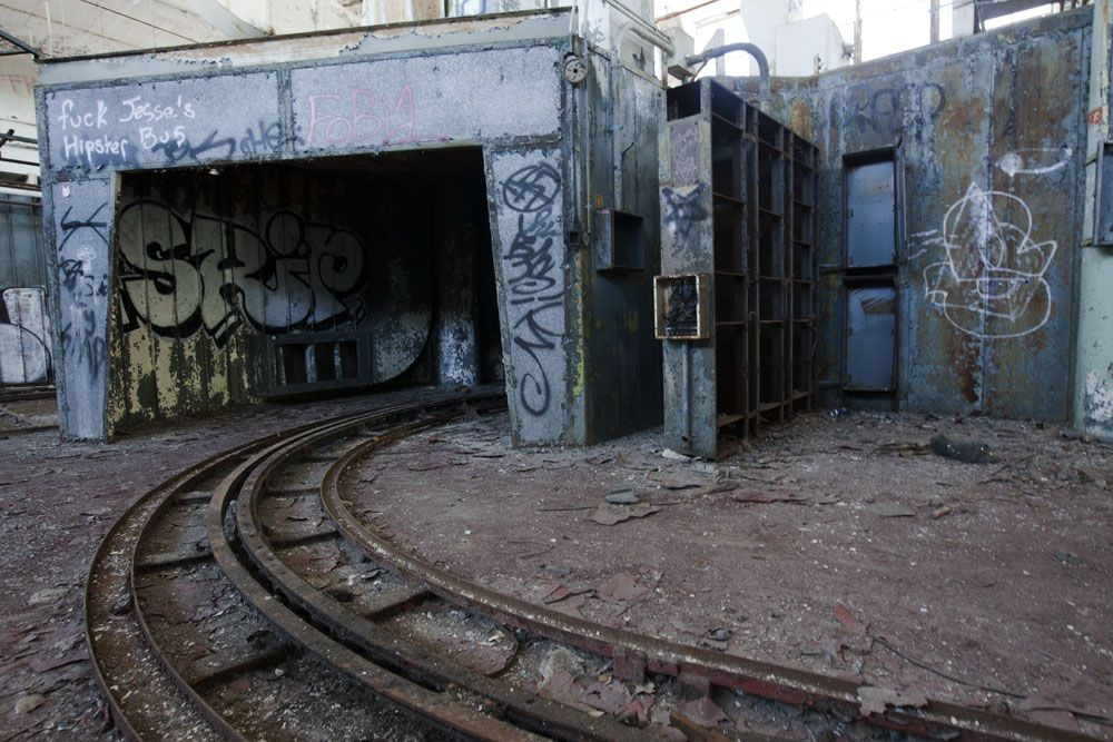 The Fisher Body Plant 21 – Detroit