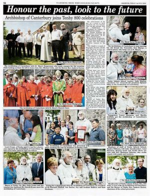 tenby observer july 2nd 2010 arch bishop images sm.jpg