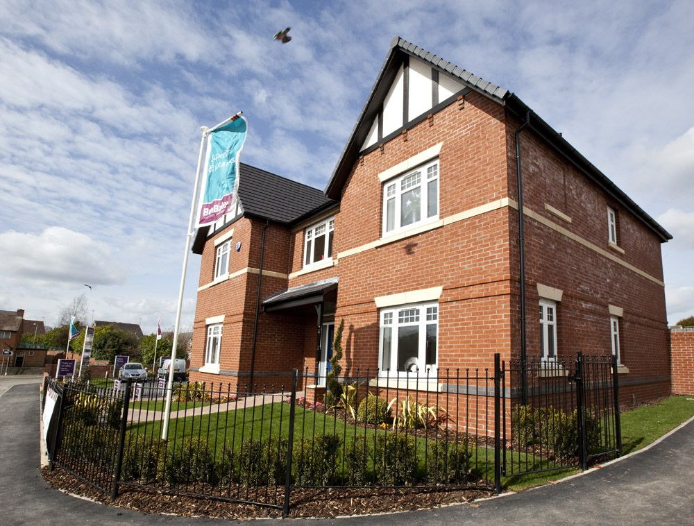 Ben bailey homes brookmead ashby de la zouch for Ashby homes