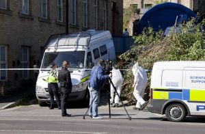 bradford murder soho st forensic tv crews may 28 sm.jpg