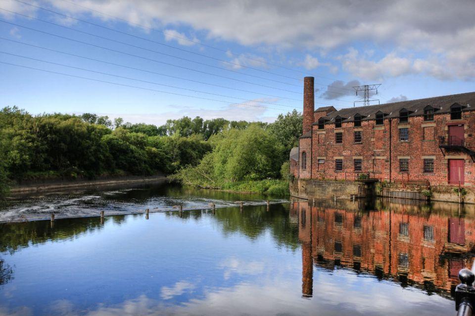 thwaites water mill
