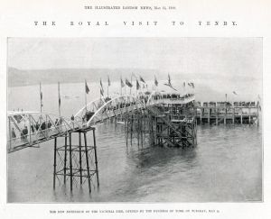 extension to victoria pier opened by duchess of york may 9 1899 sm.jpg
